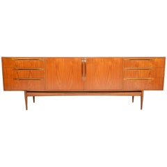 Atomic A.H. McIntosh Credenza in Teak