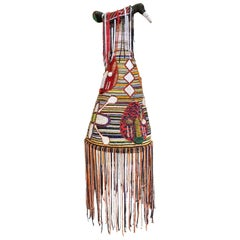 African Ceremonial Headdress