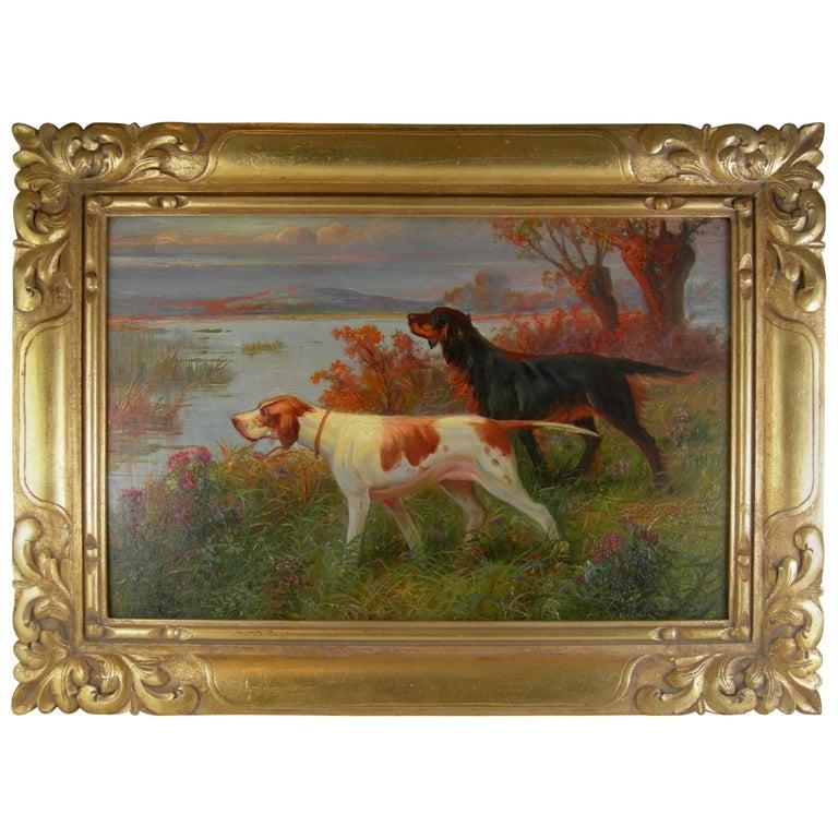 Max Albert Carlier, Belgian For Sale