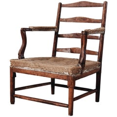 18th Century Swedish Gripsholm Armchair