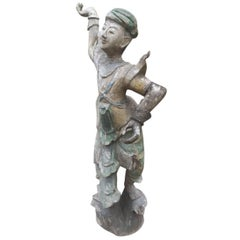 Balinese Sculpture from the 19th Century