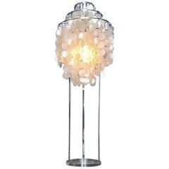 Verner Panton Floor Lamp Fun by Verpan of Denmark