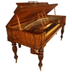 William iv Period Square Piano