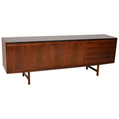 1960s Wood & Marble Sideboard by Robert Heritage for Archie Shine