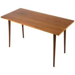 Coffee Table, Vintage, Beechwood, Europe, 1960s