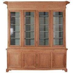 French Oak Bookcase