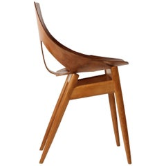 Mid-Century Modern Jason Chair by Carl Jacobs