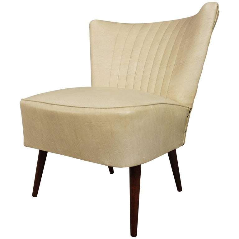 Midcentury Cocktail and Lounge Armchair