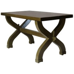 French 1940s Art Deco Table