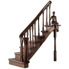 Model Staircase, circa 1900