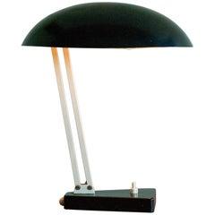 Dutch Industrial Desk Lamp by H. Th. Busquet