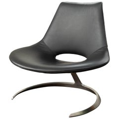 Scimitar Chair by Kastholm & Fabricus
