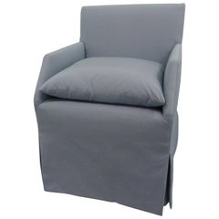 Saladino Furniture Harley Chair on Castors