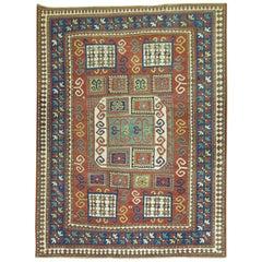 Antique Karachopt Kazak Rug, 'Karachop'