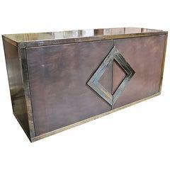 Maison Jansen Metal Buffet