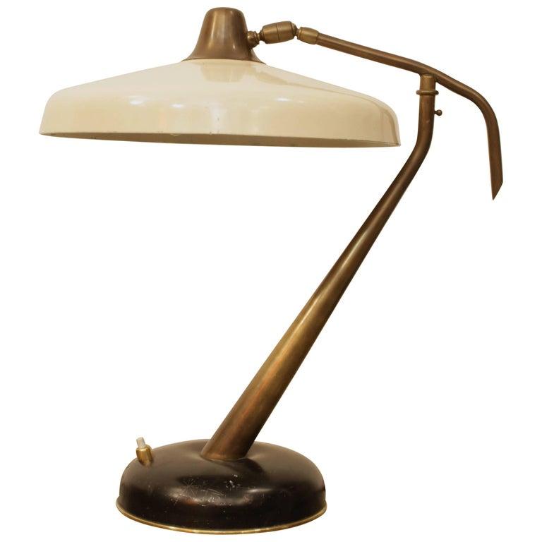 Oscar Torlasco Table or Desk Lamp by Lumi