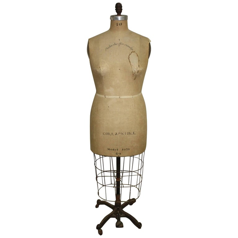 Dressmaker's Dummy For Sale
