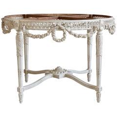 Louis XVI Style Round Table