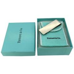 Tiffany & Co. Sterling Silver Money Clip, circa 2000s