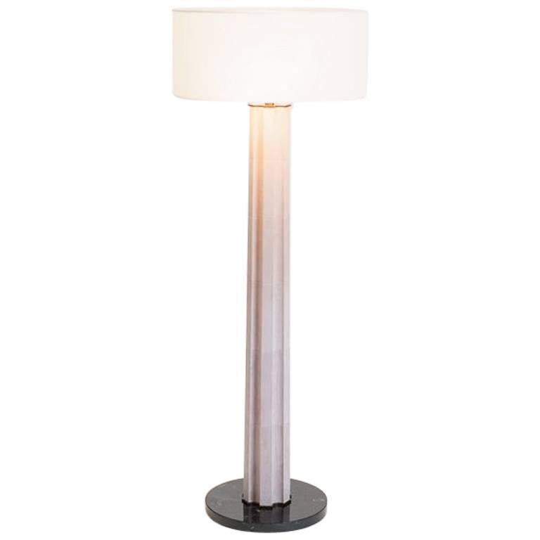 Hervé Van Der Straeten, Athéna, Contemporary Floor Lamp, France, 2013 For Sale