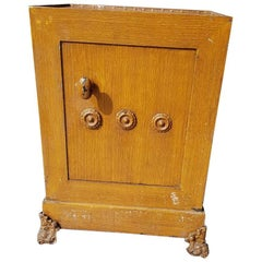 Late 19th Century Dutch Iron Safe