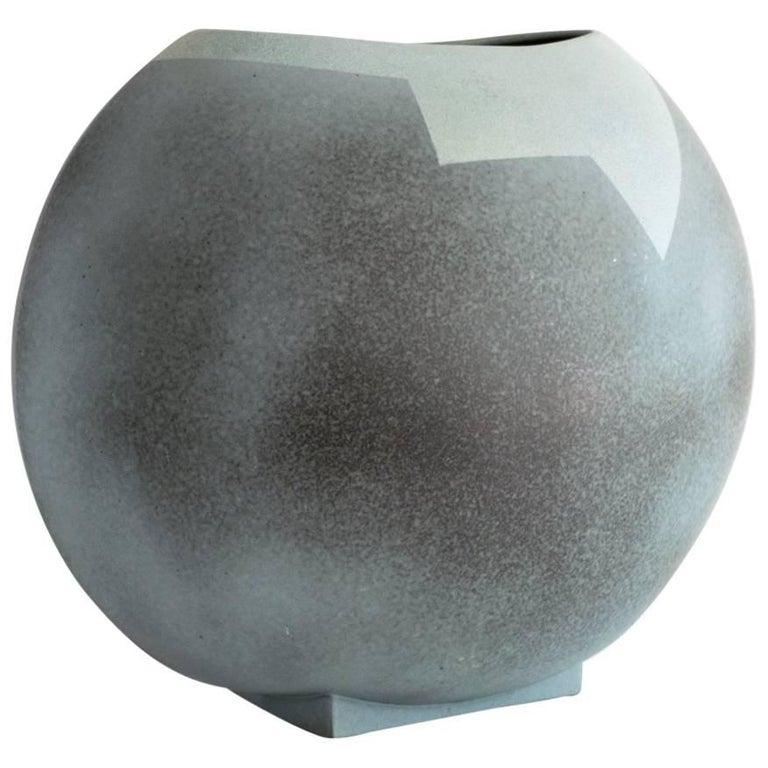 Very Large Postmodern Vase by Rolf Sinnemark for Rorstrand, Sweden
