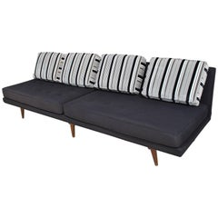 Midcentury #5526 Wormley Dunbar Armless Sofa
