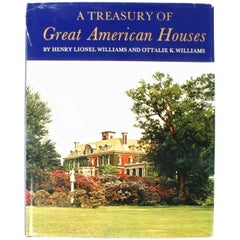 """""""A Treasury of Great American Houses,"""" Book First Edition"""