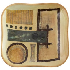 Carl-Harry Stalhane Anne Laukkanrn Abstract Plate Rorstrand