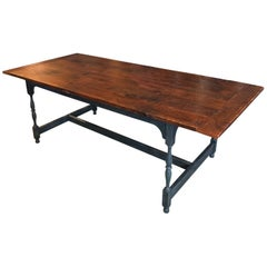 Oozing with Character Antique Farm Table