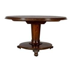 Antique Centre Table, English, William iv Breakfast Table, Mahogany, circa 1835