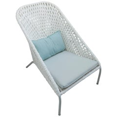 """Tumbona"" Outdoor lounge chair"