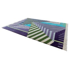 """""""Dubai Growing"""" Hand-Knotted Wool Rug by Carpets CC"""