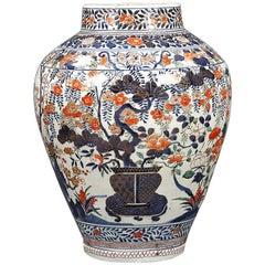 18th Century Imari Vase