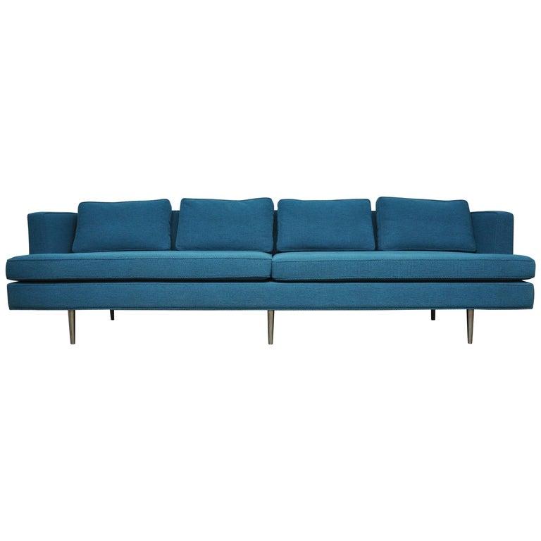 """Dunbar """"Big Bertha"""" Sofa by Edward Wormley For Sale"""