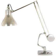 Counterweight Desk Lamp by Hadrill & Horstmann Attributed, 1930s