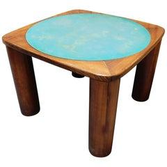 1970s, Game Table by Pierluigi Molinari for Pozzi Milano