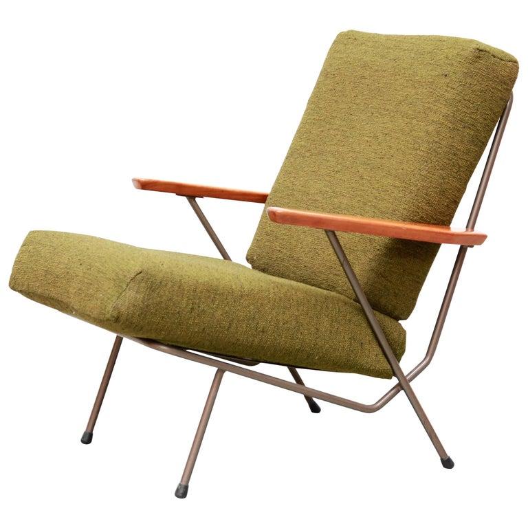Original Koene Oberman for Gelderland Lounge Chair Minimalistic Dutch Design