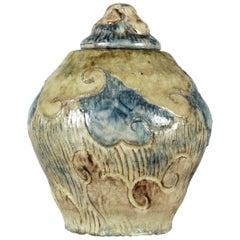 Vase by Danish Ceramists Møller & Bøgely