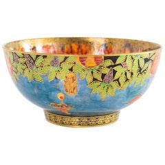 Small Fairyland Lustre Bowl Designed Daisy Makeig Jones for Wedgwood