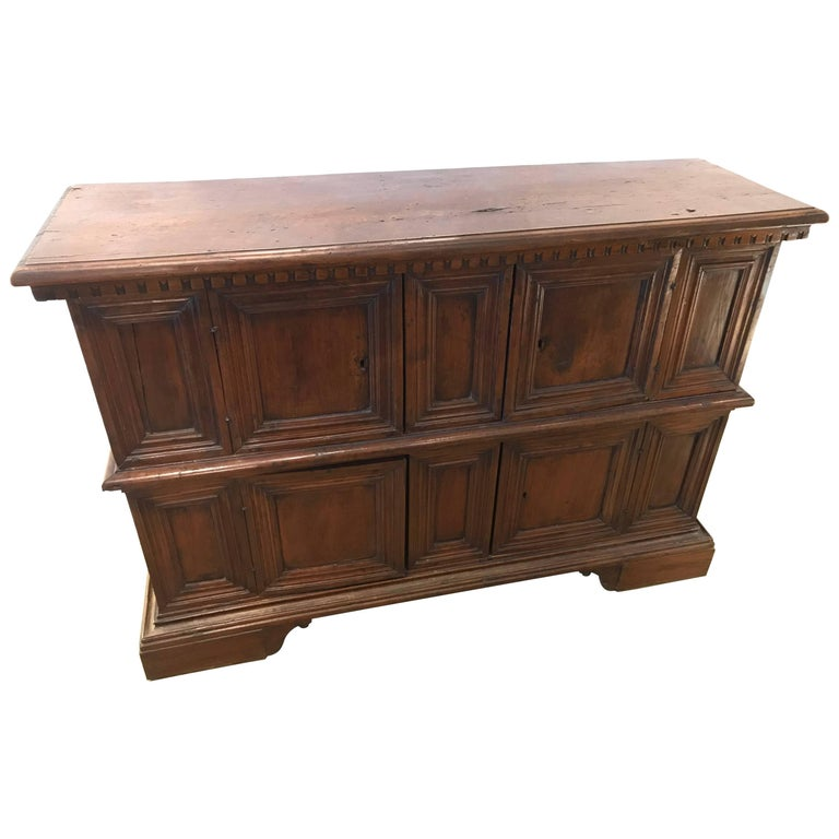 Late 18th-Early 19th Century Italian Stacking Cabinet
