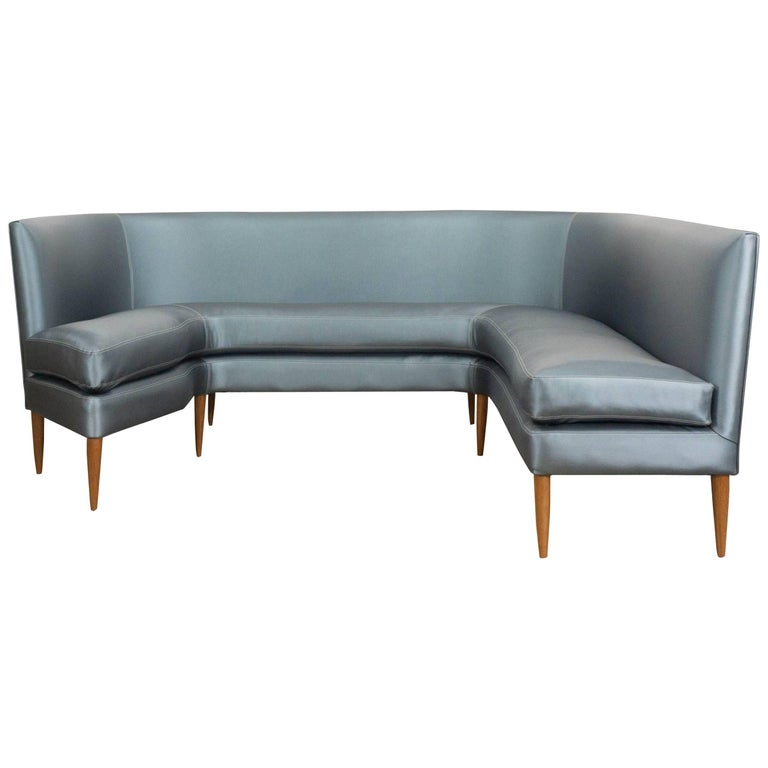 Modern Banquette, Customizable