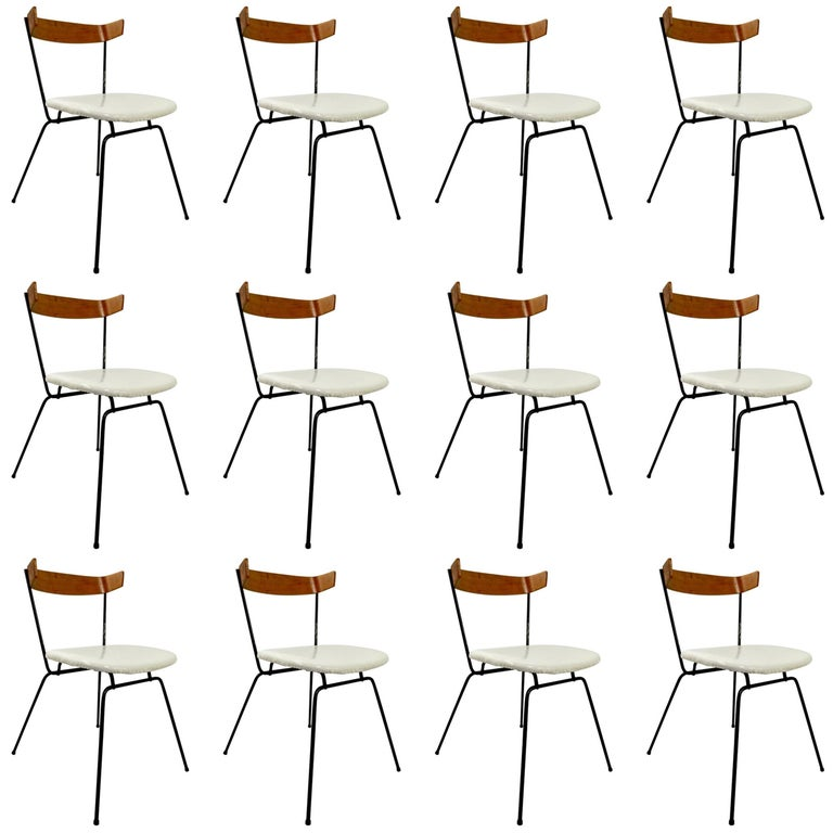 12 Dining Chairs by Clifford Pascoe for Modernmasters