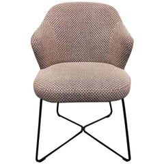 Minotti Rodolfo Dordoni Leslie Side Chair