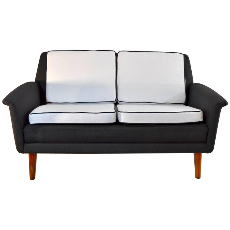 Two-Seat DUX Sofa by Folke Ohlsson, 1960s