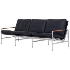 Three-Seat by Preben Fabricius & Jørgen Kastholm