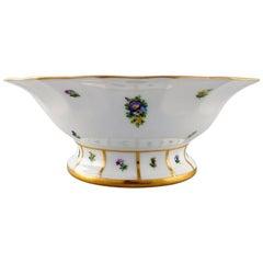 Royal Copenhagen Henriette Centrepiece, Hand-Painted Porcelain, No. 444/8530