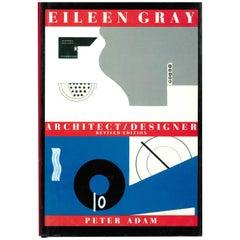 Eileen Gray, Architect/Designer 'Book'