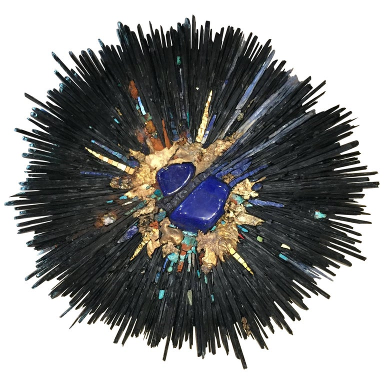 Beatrice Serre 2018, Unique Lapis Lazuli Big Bang For Sale