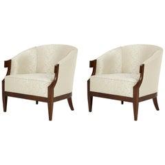 Baker Club Chairs